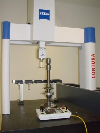3D-Meßmaschine