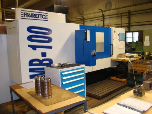Flachschleifmaschine MB100